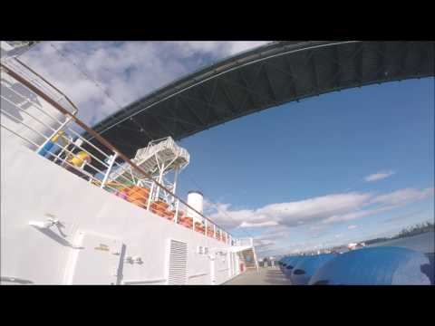 Carnival Legend April 30 - May 8, 2017 Alaska Cruise