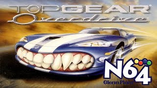 Top Gear Overdrive - Nintendo 64 Review - HD
