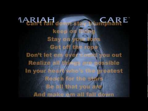 Mariah Carey - Triumphant (Get 'Em) ft. Rick Ross & Meek Mill lyrics HD