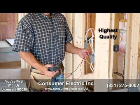 Marina Electrician | 831-275-0002 | Electrician Marina Ca |Residential|Electrical Contractor|93933