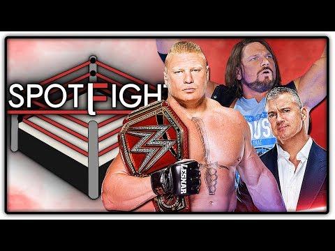 Shane McMahon Heel Turn! Lesnar vs AJ Styles Match! Triple H verletzt! (Wrestling News Deutschland)