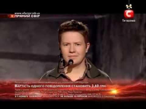 «The X-factor Ukraine» Season 3. Tenth live show. part 1