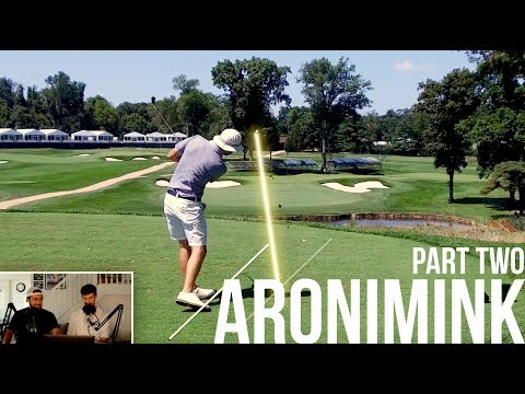 Aronimink Golf Club: Playing from the back tees (Part Two)