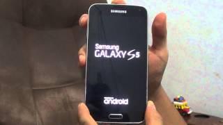 Hard Reset Samsung Galaxy S5 (G900M G900T G900H)