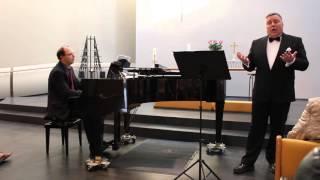 Rósin - Snorri Snorrason tenor