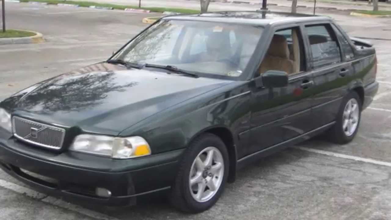 1998 Volvo S70 $old by lnstant Video Services Florida - YouTube