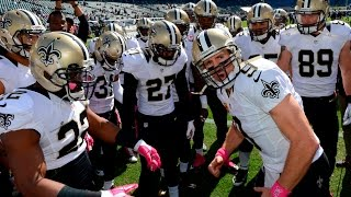Best of Drew Brees Pregame Huddles