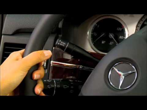 Mercedes Benz E How To Use Controls