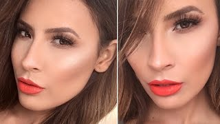 Everyday Vacation Makeup Look w/ Sun Care