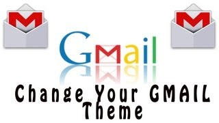 How To Change Your Gmail Theme and Background - Gmail Tutorial