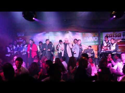 Orquesta LA REUNION - Tributo Al Merengue Retro