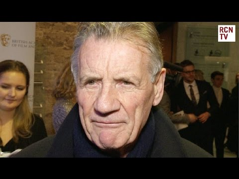 Michael Palin Interview - Monty Python Film Reunion?