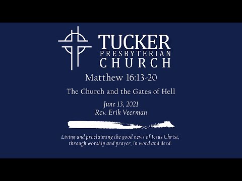 The Church and the Gates of Hell (Matthew 16:13-20)
