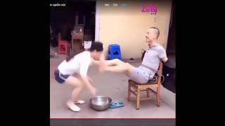 ✅ Funny Chinese videos   Whatsapp funny Videos 2018  Try Not To Laugh Challenge HARD 6