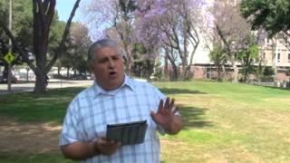 Walk to stop the violnce in Pomona