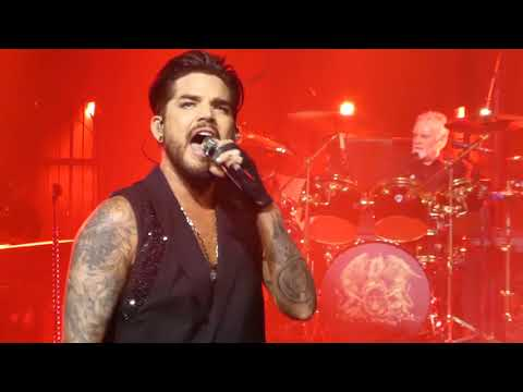 VEGAS#8 Queen+Adam Lambert - I Want It All...