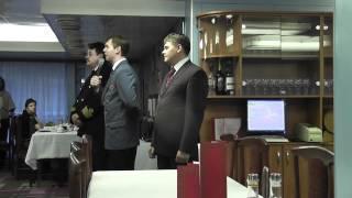 Теплоход «Феликс Дзержинский».Первый рейс в 2012 год.