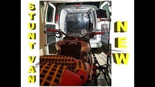 New Cargo Van for my stunt bike
