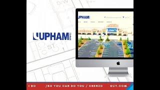 Client Showcase Uphaminc.com