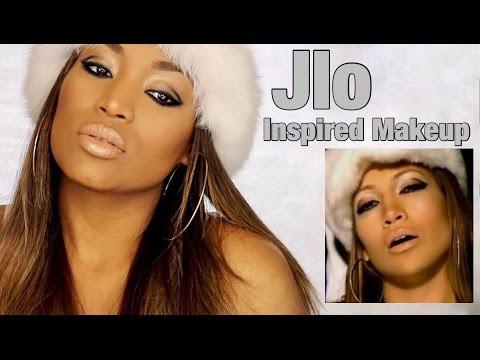 JLO All I Have Makeup Tutorial IRISBEILIN