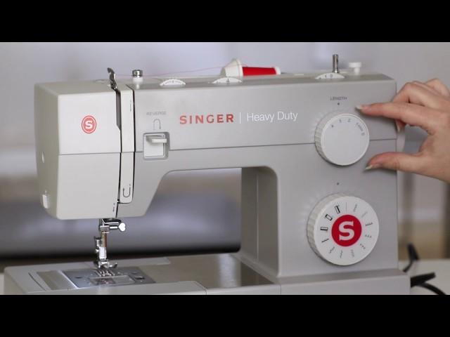 Heavy Duty 40 Sewing Machine Singer Interesting Heavy Duty Singer Sewing Machine