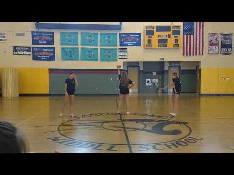 Canyon lake middle school cheer tryouts 2018 dance