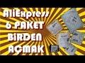 6 Paket Birden - İlk Ürün İnceleme Videom(Aliexpress Kutu Açılımı)