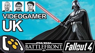 Star Wars Battlefront, Fallout 4, Football Manager 2016, COD: Black Ops 3 - VideoGamer UK Podcast