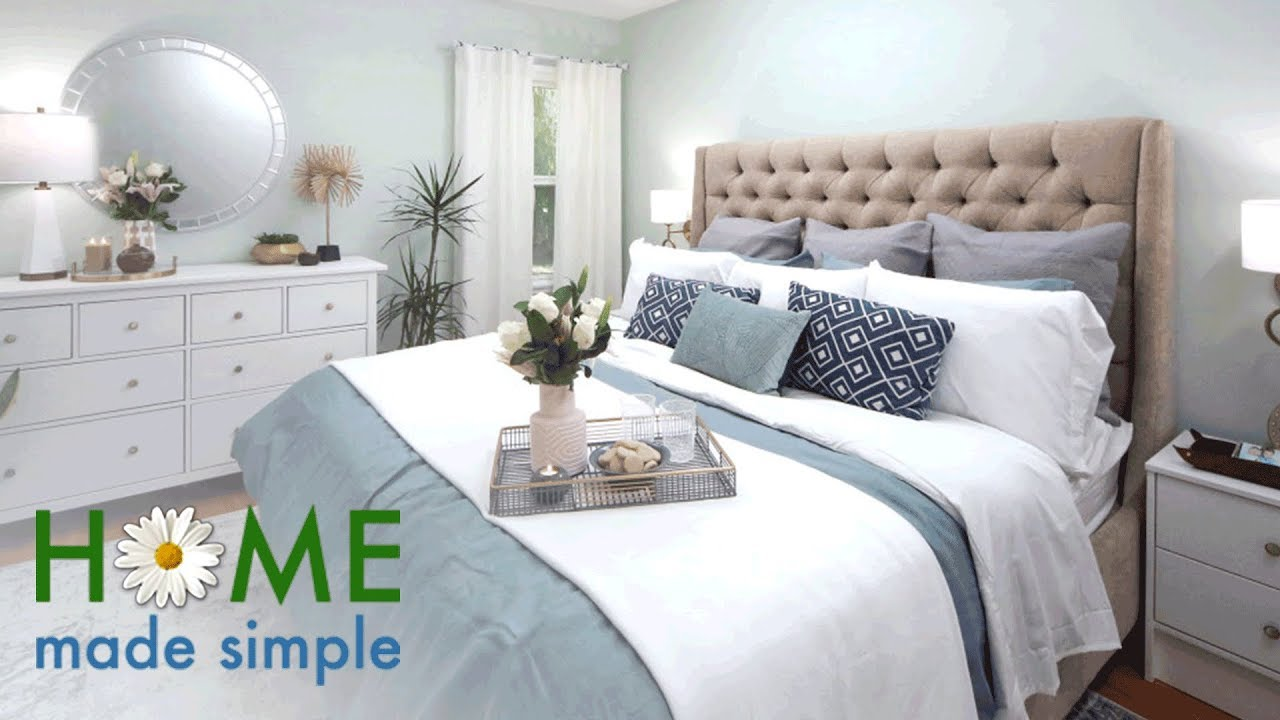 a serene bedroom makeover for a mom who survived cancer 11491 | maxresdefault