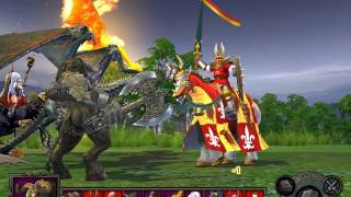Heroes of Might and Magic V : Hammers of Fate Campaign - Ylaya