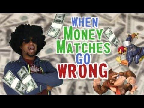 SMASH 4 When MONEY Matches go WRONG!