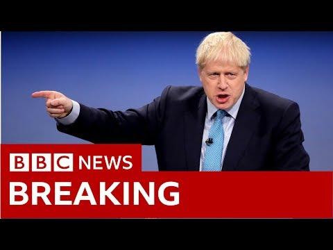 Boris Johnson: No-deal only alternative to Brexit plan - BBC News