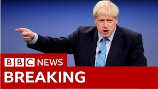 Boris Johnson: No-deal only alternative to Brexit plan - BBC News