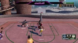 NBA 2K17 MyPark  ! Sunset Beach , Rivet City , Flyers