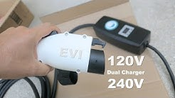 EV Charger - 120v and 240v in One