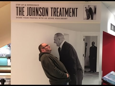 The Johnson Treatment - The LBJ Library