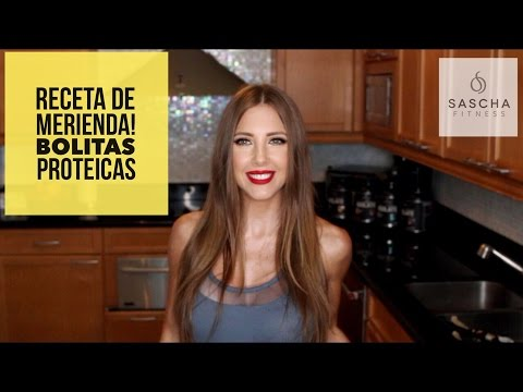 RECETA DE MERIENDA SALUDABLE Y FIT