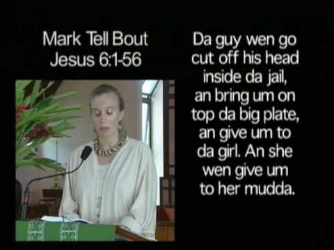 Da Jesus Book: Hawaii Pidgin New Testament: Pidgin Bible ... |Pidgin Bible