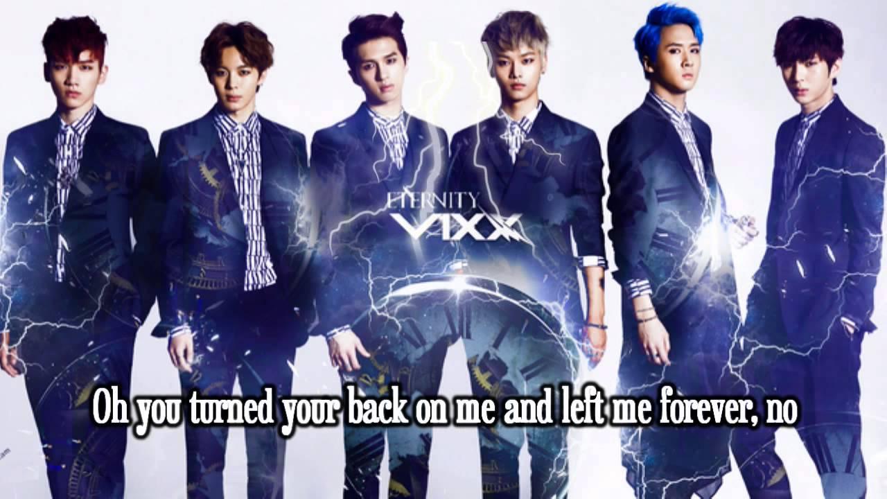 VIXX (빅스) - Eternity (English Piano Cover) -Piano Version-