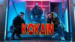 KING KHALIL ft AZAN & KAY AY - KOKAIN (OFFICIAL 4K VIDEO)