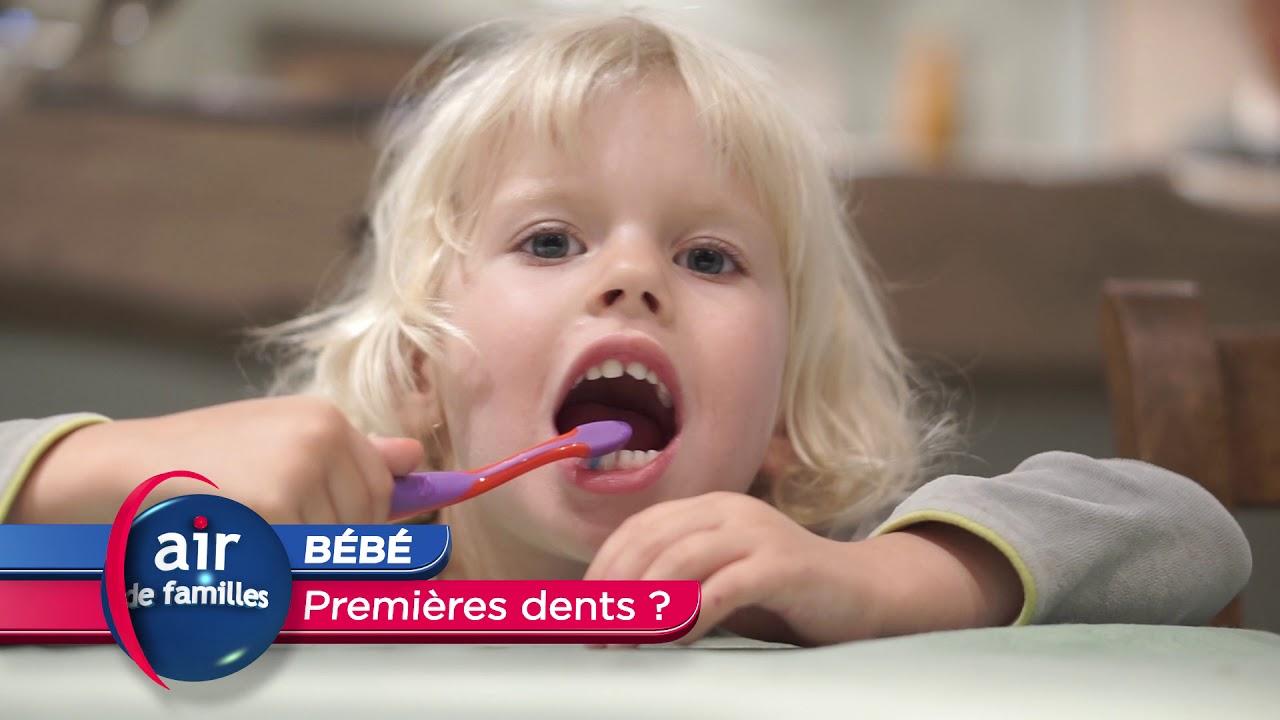 Air de familles - Bébé, premières dents ?