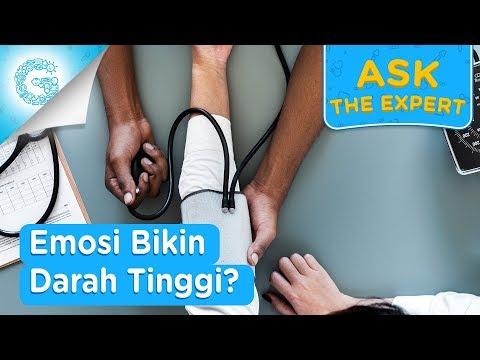 Benarkah Emosi Dan Sering Marah Bikin Darah Tinggi?- Dr. L. Aswin, Sp.PD