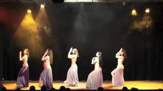 "Compagnie Aziza - ""Union Dansée"" - Ozgen Oriental Week-end - 2015"