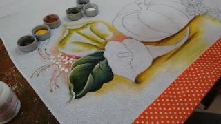 Pintura Copos de Leite