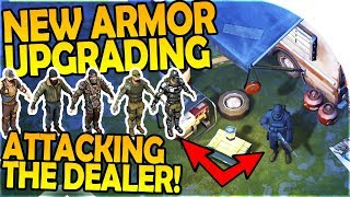 NEW ARMOR UPGRADING UPGRADES ATTACKING THE DEALER Last Day On Earth Survival 1.5.9 Update