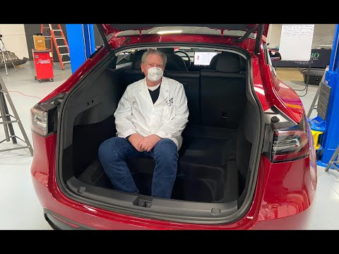 Model Y E10: Potential 3rd Row Seating, Ingress/Egress, Rear Door Service Latch