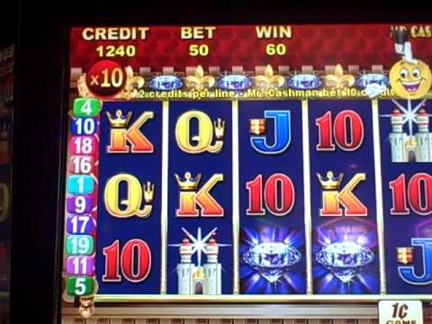 play mr cashman slots online