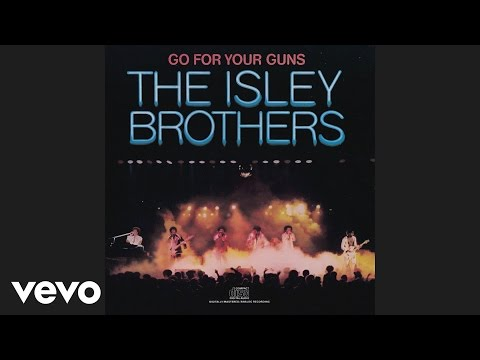 The Isley Brothers - Footsteps in the Dark, Pts. 1 & 2 (Official Audio)