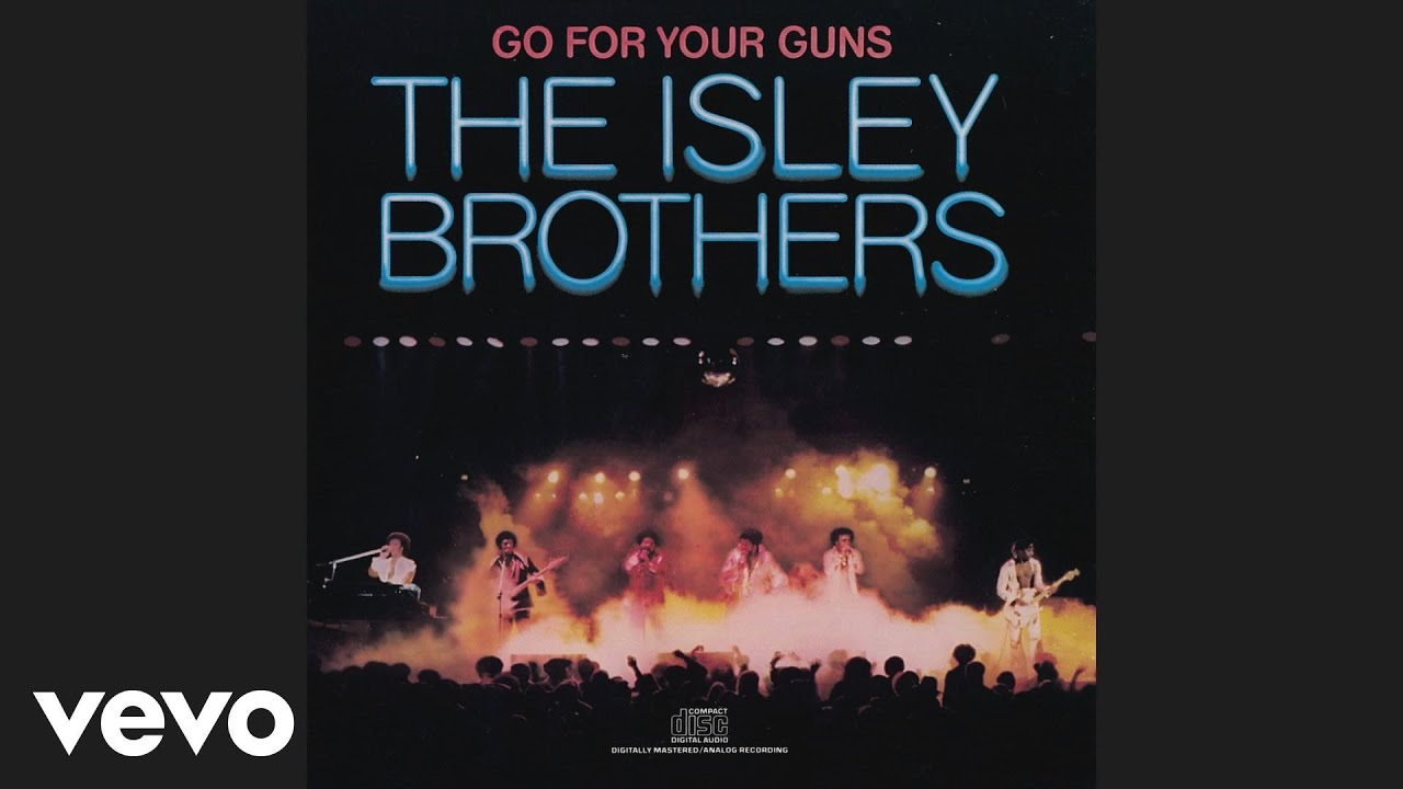 Download The Isley Brothers - Footsteps in the Dark, Pts. 1 & 2 (Official Audio)