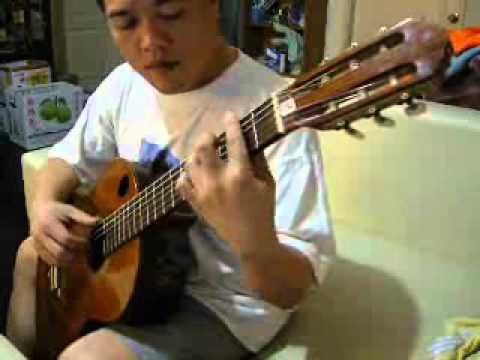 """陳永鑫改編-潘越雲""""台北雨Taipei in the Rain"""" trans.&played by Ahim Tân"""
